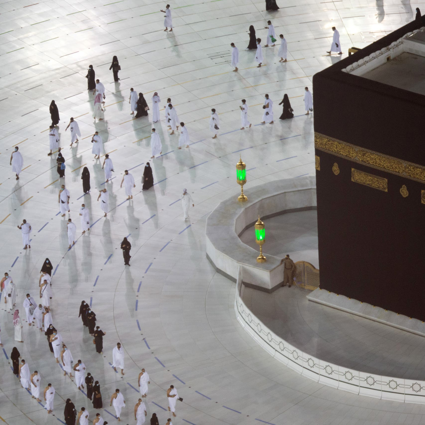 Saudi Arabia to increase Mecca Grand Mosque capacity for Umrah in Ramadan