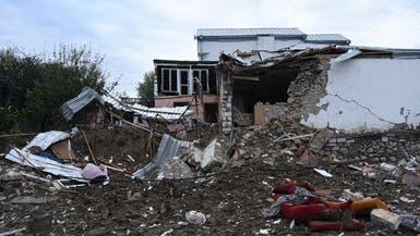 الهدنة تترنح.. باكو تتهم يريفان بقصف ثاني أكبر مدنها