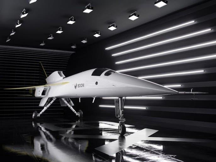 طائرة تفوق سرعة الصوت.. جاهزة لحمل الركاب بهذا التاريخ