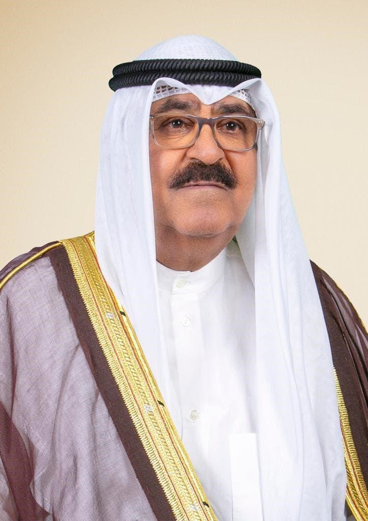 الشيخ مشعل الأحمد الجابر الصباح ولي عهد الكويت