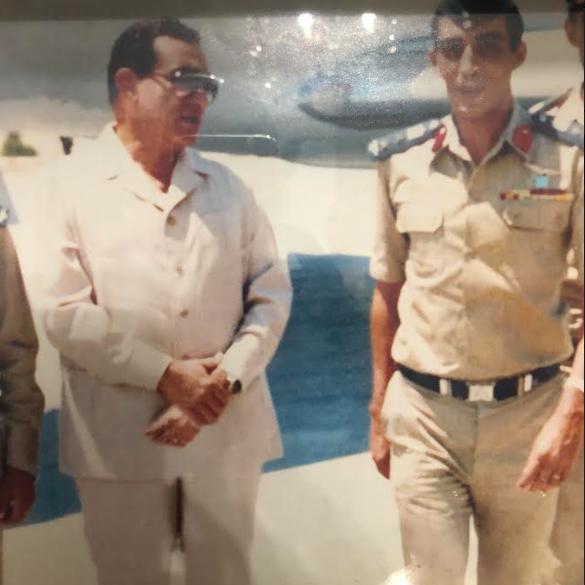 قائد الطائرة الرئاسية الخاصة بالسادات ومبارك يكشف الأسرار