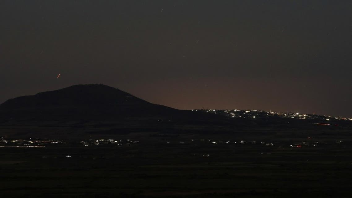 A view of Deraa countryside as seen from Quneitra countryside, Syria. (File Photo: Reuters)