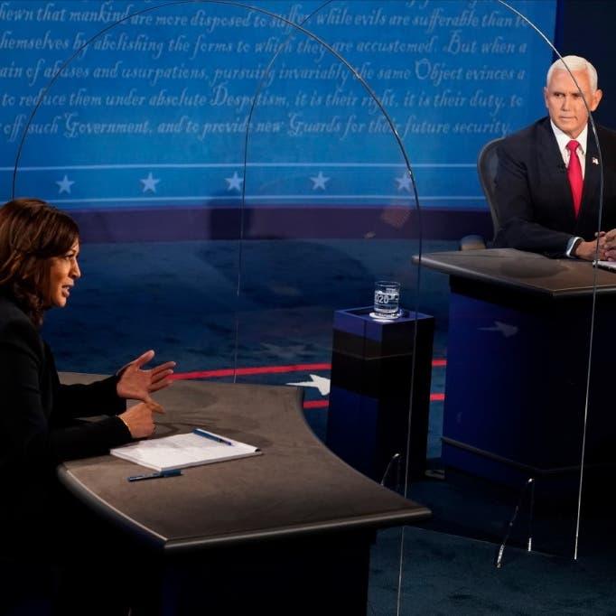 في المناظرة مع هاريس.. بنس: سنفوز أنا وترمب بالانتخابات