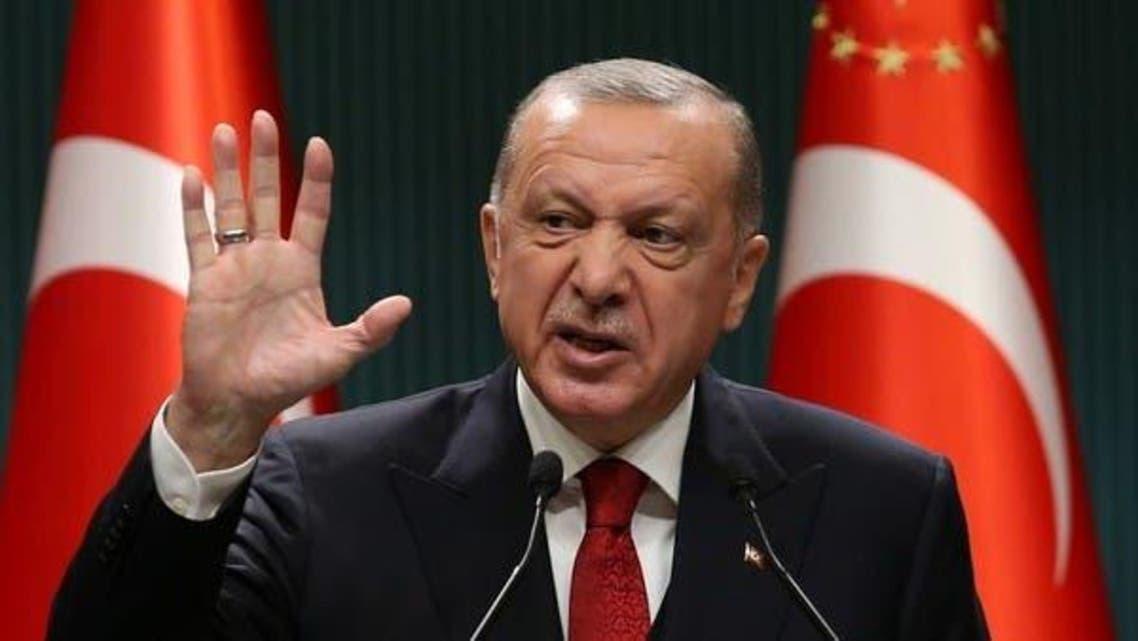 Turk President  Press Conference