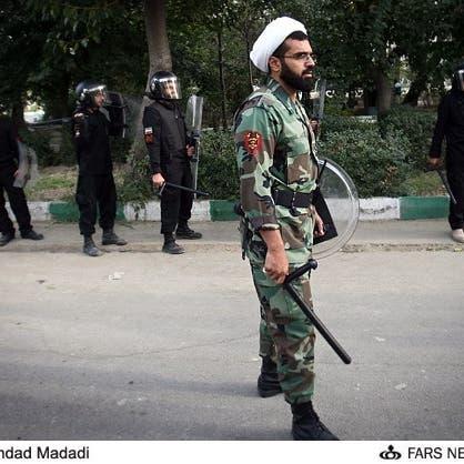 ممثل مرشد إيران بخراسان: كثير من عناصر الباسيج كانوا