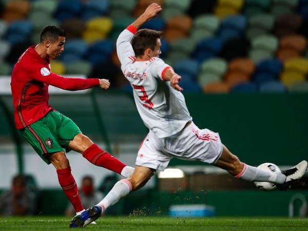 البرتغال وإسبانيا تتعادلان سلبياً