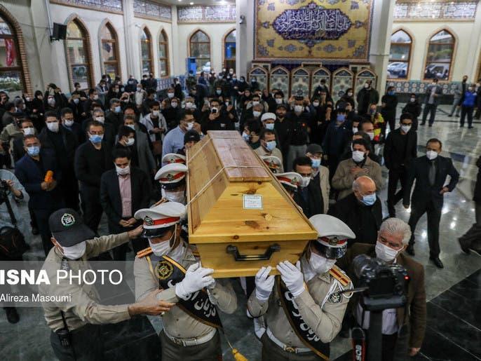 ناشطون إيرانيون: السلطات أجلت دفن الفنان شجريان خشية احتجاجات