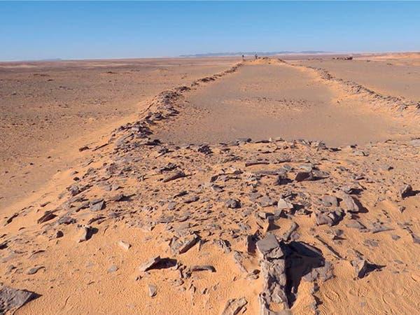 سبقت الأهرامات بآلاف السنين.. هياكل حجرية ضخمة بالصحراء السعودية