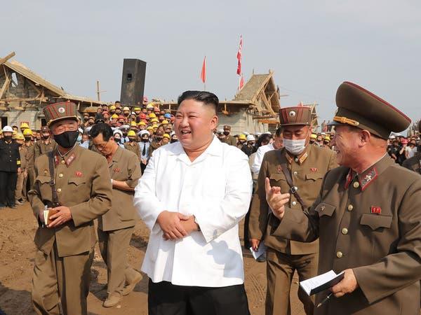 صواريخ وكمامات.. عرض عسكري لكوريا الشمالية رغم مخاوف كورونا