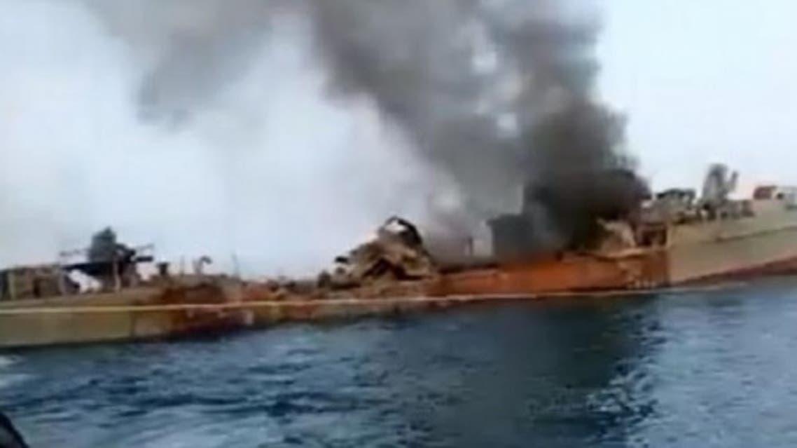 ایران؛حادثه اصابت موشک به ناوچه کنارک به علت رعایت نکردن ایمنی بود