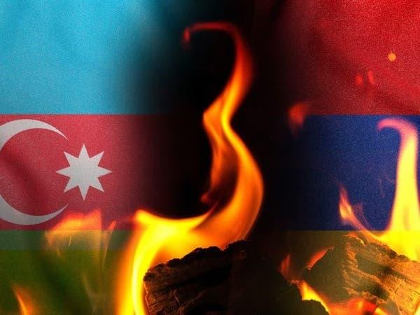 المعارك بين أرمينيا وأذربيجان تتجدد رغم نداءات التهدئة