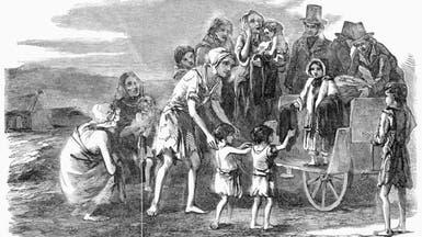 هكذا رد الأميركيون الجميل وأنقذوا أيرلندا من المجاعة