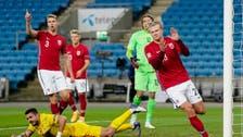 هالاند يتألق ويقود النرويج إلى هزيمة رومانيا
