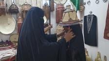 تیس برس سے علاقائی ورثے کی نادر اشیاء محفوظ کرنے والی سعودی خاتون
