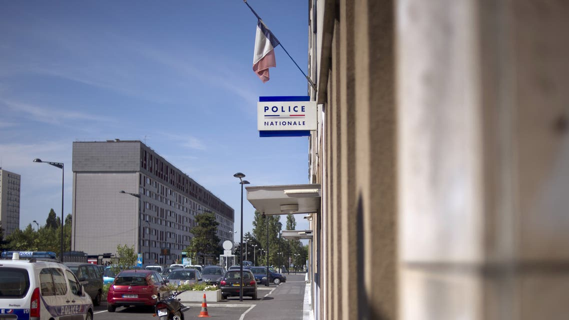 The police headquarters in Champigny-sur-Marne. (File photo: AFP)