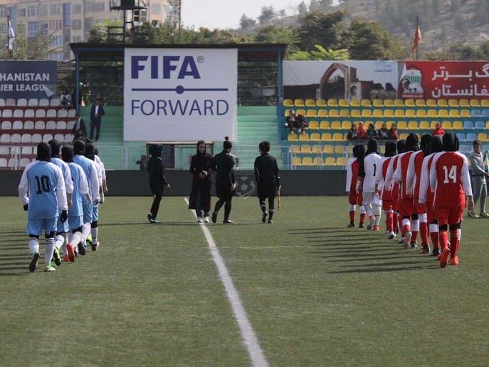 فوتبال زنان افغانستان؛ تیم هرات با نتیجه 9 بر صفر تیم جوزجان را شکست داد