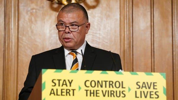 مسؤول بريطاني يحذر: وصلنا إلى نقطة تحول في أزمة كورونا