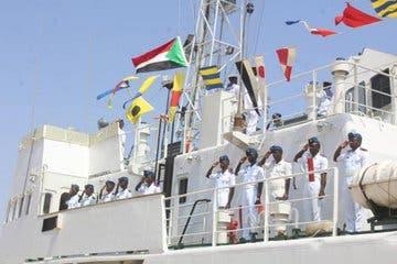 سفينة التدريب الحربية