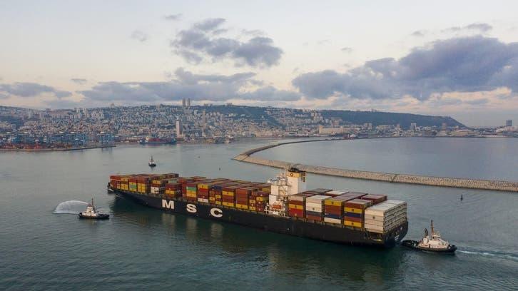 أحواض السفن الإسرائيلية وموانئ دبي يتعاونان لخصخصة ميناء حيفا