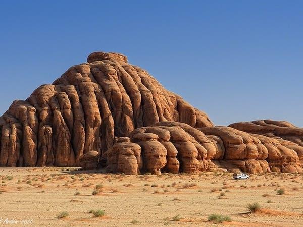 صور مذهلة لمواقع أثرية بين أحضان الجبال في السعودية