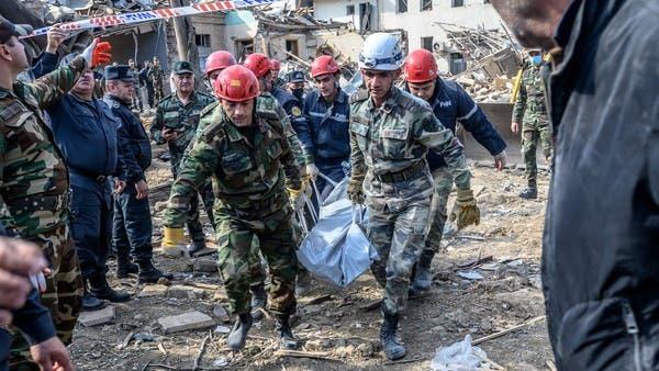 أرمينيا وأذربيجان مجدداً.. مقتل 45 جندياً في كاراباخ