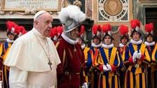 پاپائے روم پوپ فرانسیس کے چار سوئس محافظ کووِڈ-19 کا شکار