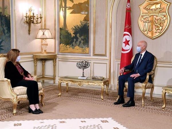 رئيس تونس: وحدة ليبيا ورفض التدخلات أسس الحل
