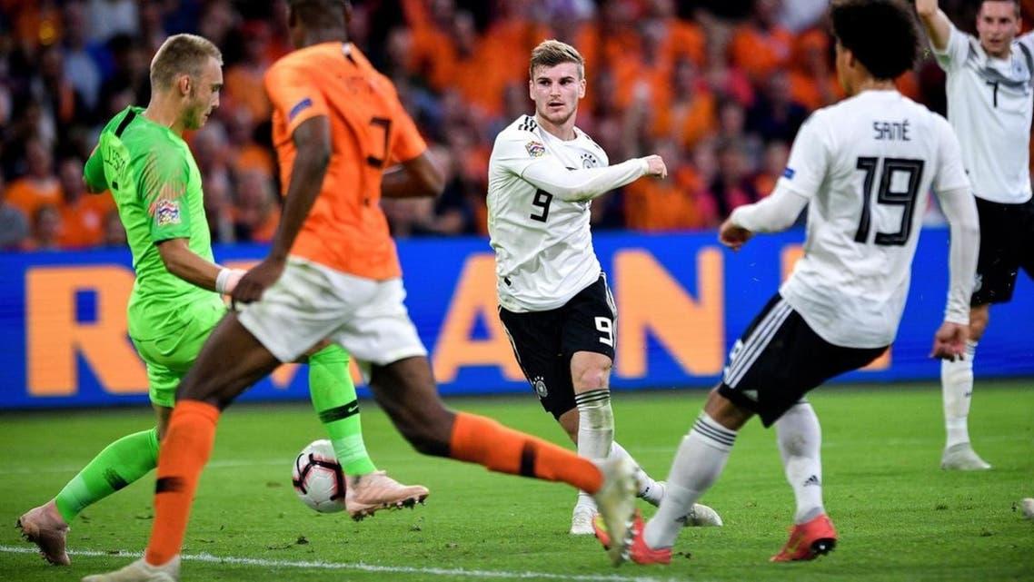 فيرنر ألمانيا هولندا