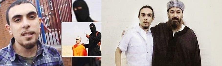 عبد الباري وابنه عبد المجيد، مغني الراب المتدعوش باسم الجهادي جون