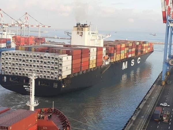 وصول شحنة من دبي لحيفا يعزز طريق التجارة بين إسرائيل والإمارات