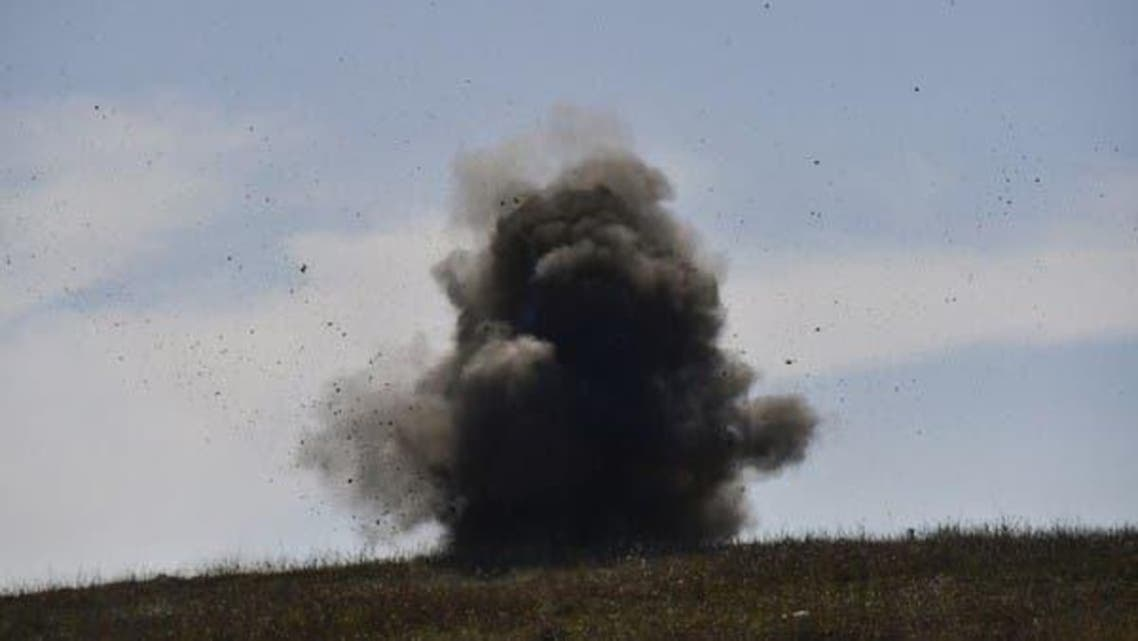 Karabakh's Explosion
