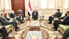 حوثیوں نے اسٹاک ہوم معاہدے کی شقوں پر عمل درامد نہیں کیا : یمنی صدر