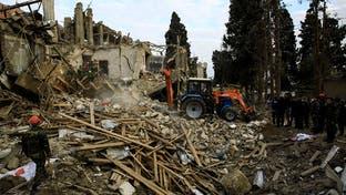 المرصد السوري: 2050 مرتزقا سوريا مواليا لتركيا في كاراباخ