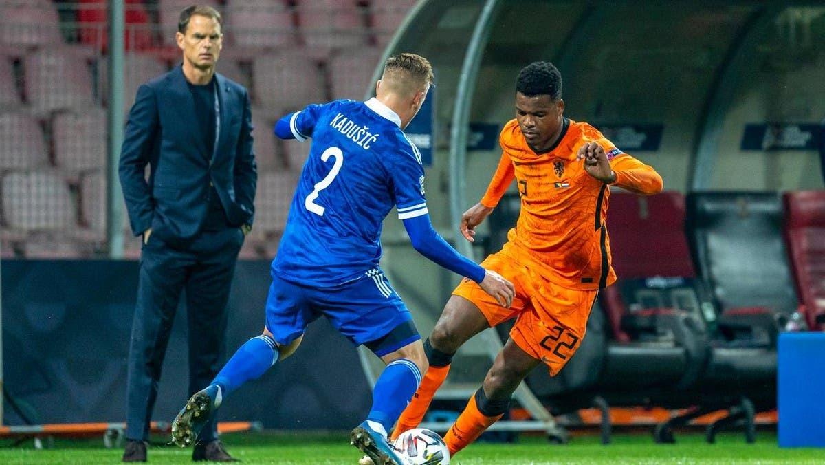 مدرب هولندا: سلامة اللاعبين أهم من تحقيق النتائج