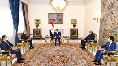 السيسي: هدفنا تثبيت الأوضاع في ليبيا عند الخطوط المعلنة