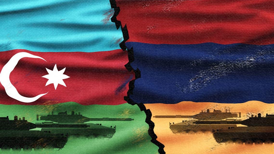 أرمينيا أزربيجان تعبيرية
