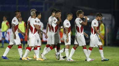 إصابة لاعبين في منتخب بيرو بفيروس كورونا