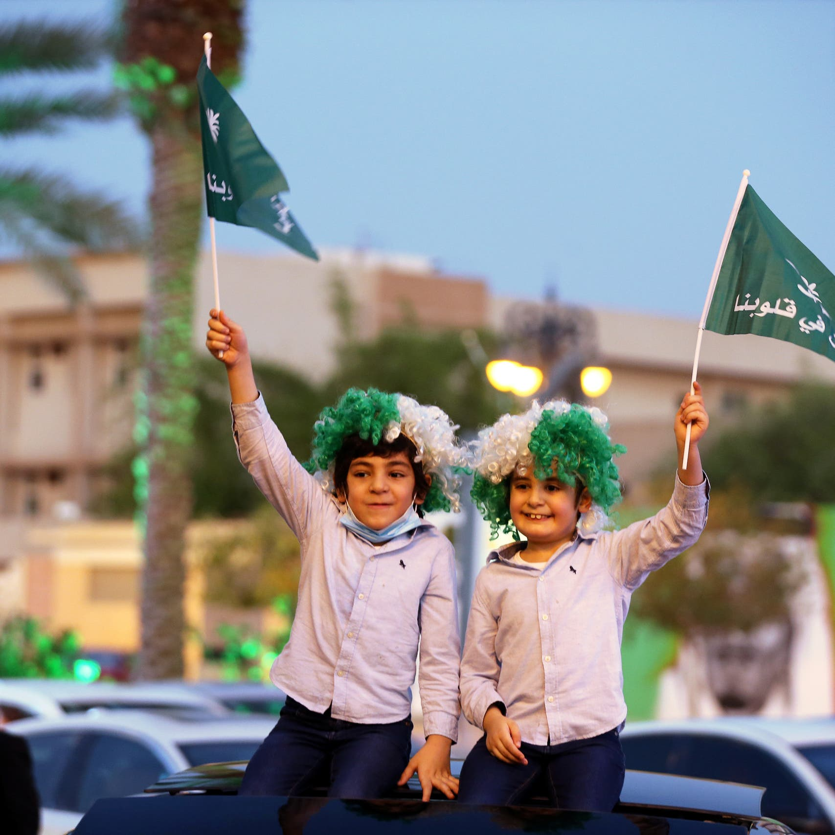 Fireworks and concerts: Saudi Arabia kicks off National Day with massive celebrations