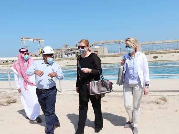 """السعودية: بحث توقيع مذكرة تفاهم بين """"التحلية"""" ووزارة الطاقة الأميركية"""