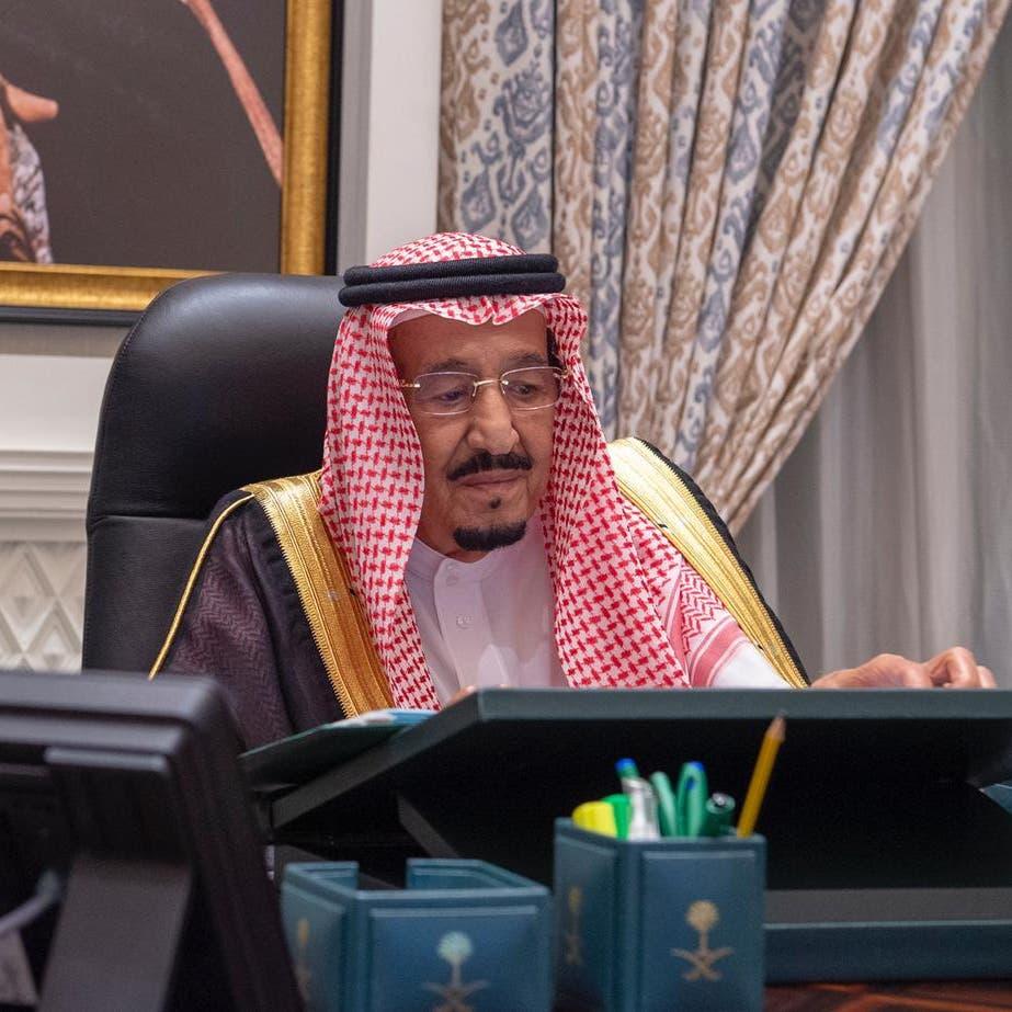 الملك سلمان يهنئ أمير الكويت بتشكيل أول حكومة بعهده