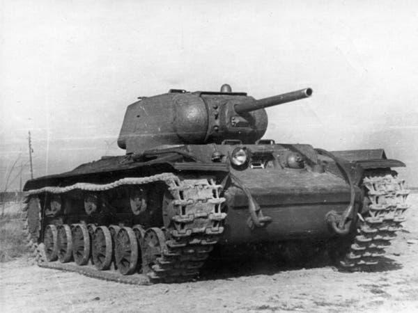 دبابة سوفيتية أزعجت الألمان بالحرب العالمية