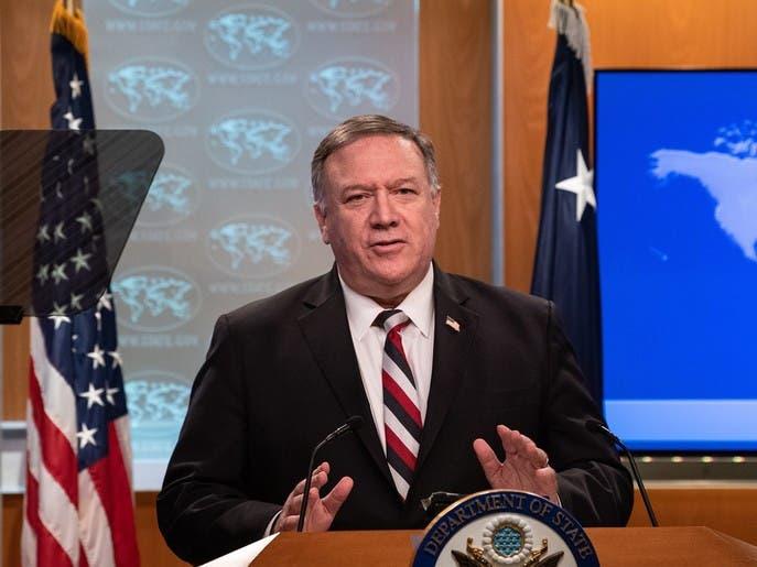 بومبيو: سياسة الضغط على إيران حرمتها من دعم الإرهاب