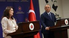 دوسرے ممالک میں مداخلت، سوئس وزیرخارجہ نے اپنے ترک ہم منصب کو کھری کھری سنا دیں