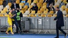 شيفشينكو يشيد بلاعبي أوكرانيا بعد الفوز على إسبانيا