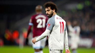 صلاح يعود إلى تدريبات ليفربول بعد تعافيه من كورونا