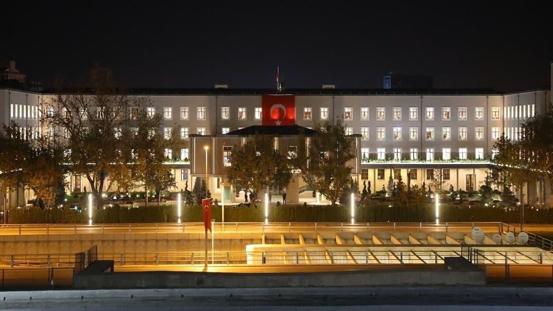 المحكمة الدستورية العليا في تركيا