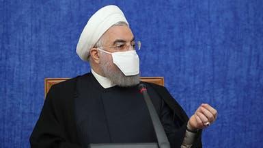 الرئيس الإيراني: نمر اليوم بأشد الأيام صعوبة بسبب كورونا