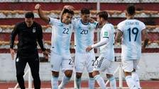 """الأرجنتين """"تخنق"""" بوليفيا في مرتفعات لاباز"""