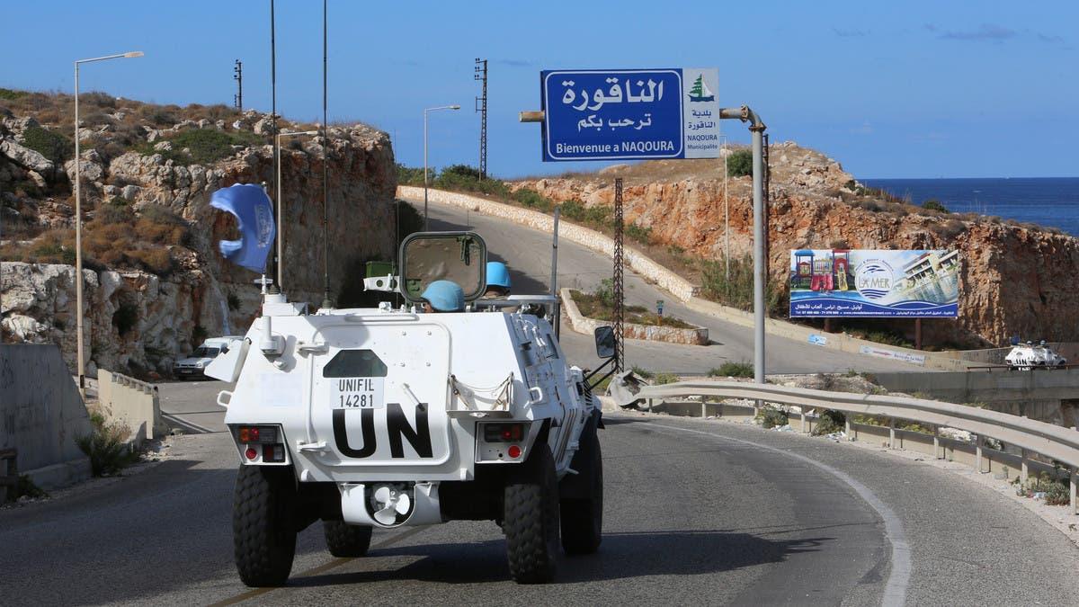بعد صواريخ متفلتة.. دوريات لليونيفيل عند حدود لبنان