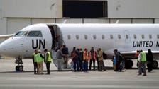 یمن : قیدیوں کی پہلی کھیپ تبادلے کے لیے سیؤن شہر پہنچ گئی
